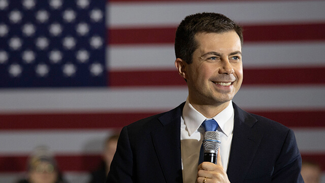 U.S. Secretary of Transportation Pete Buttigieg to deliver 2021 graduation address at Harvard Kennedy School