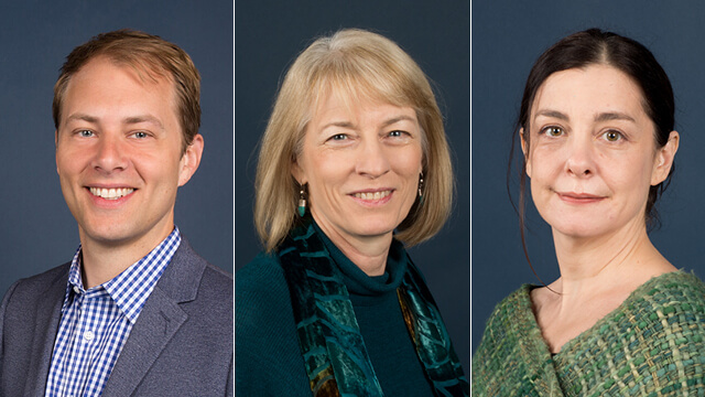 HKS's new Academic Dean, new IGA Area Chair, and new MPP Program Chair