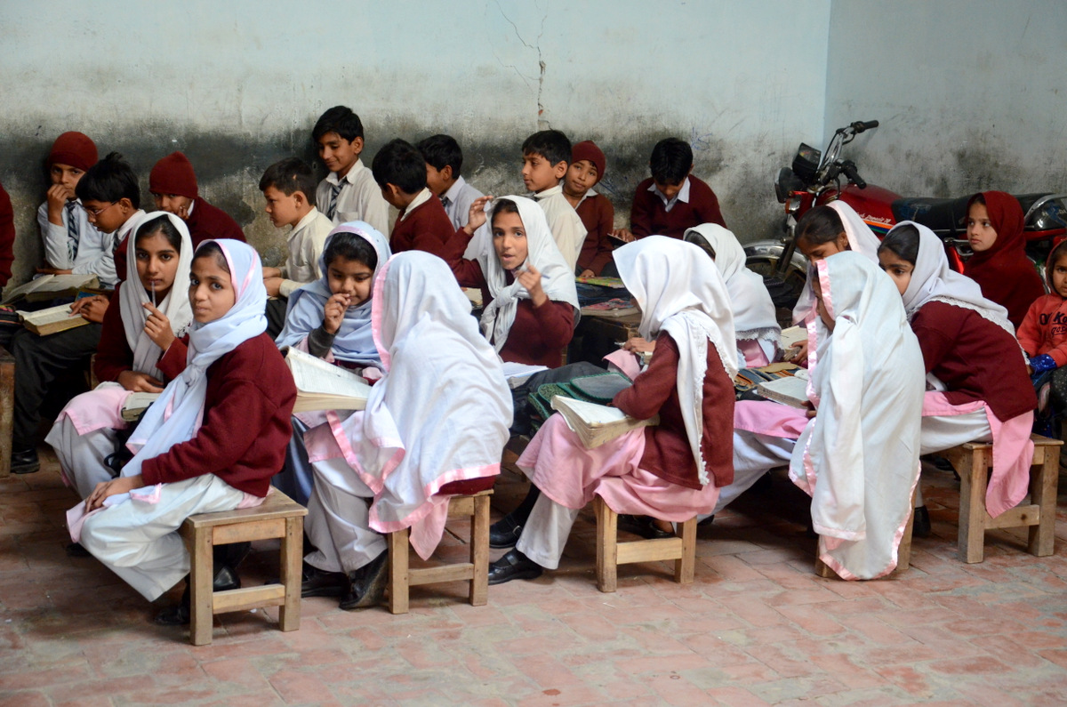 Helping Schools Help Themselves: A New Approach to Education in Pakistan Photo
