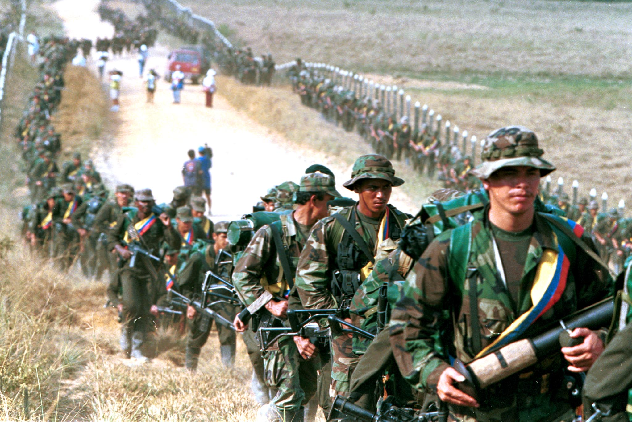 Colombia's Peace Negotiations: Finding Common Ground After 50 Years of Armed Conflict