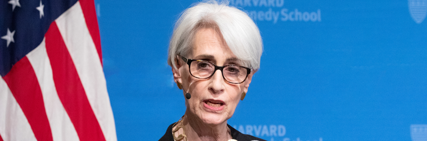photo of Wendy Sherman