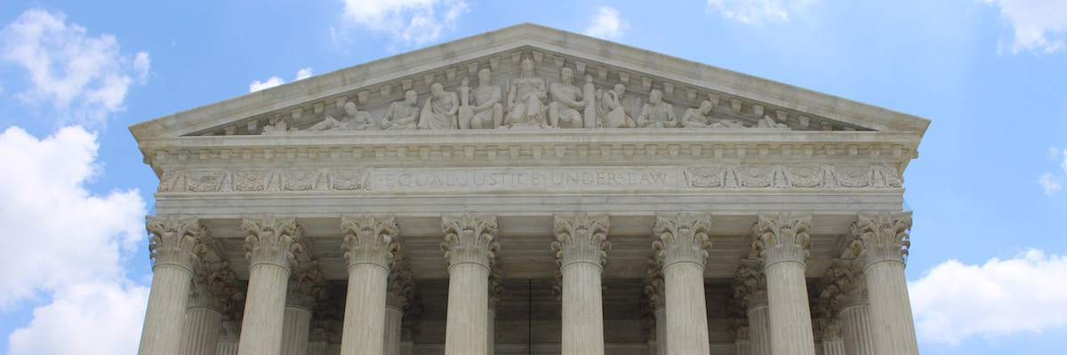 The Supreme Court of the United States building