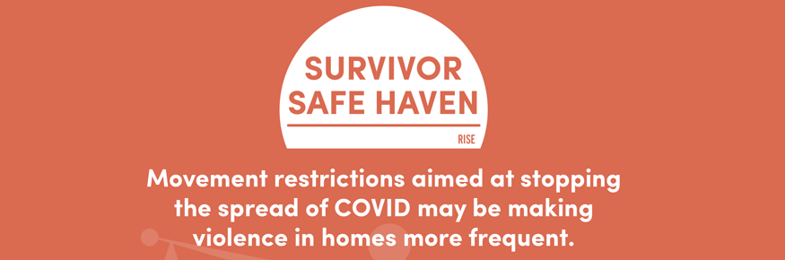 Rise Justice Labs launches Survivor Safe Haven