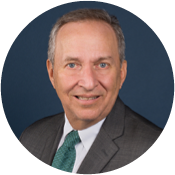 Lawrence Summers headshot.