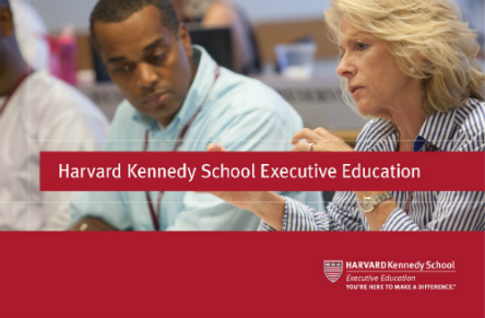HKS Executive Education Program Brochure