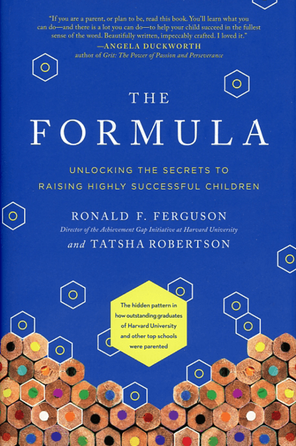 A cover image of the book The Formula: Unlocking the Secrets to Raising Highly Successful Children.