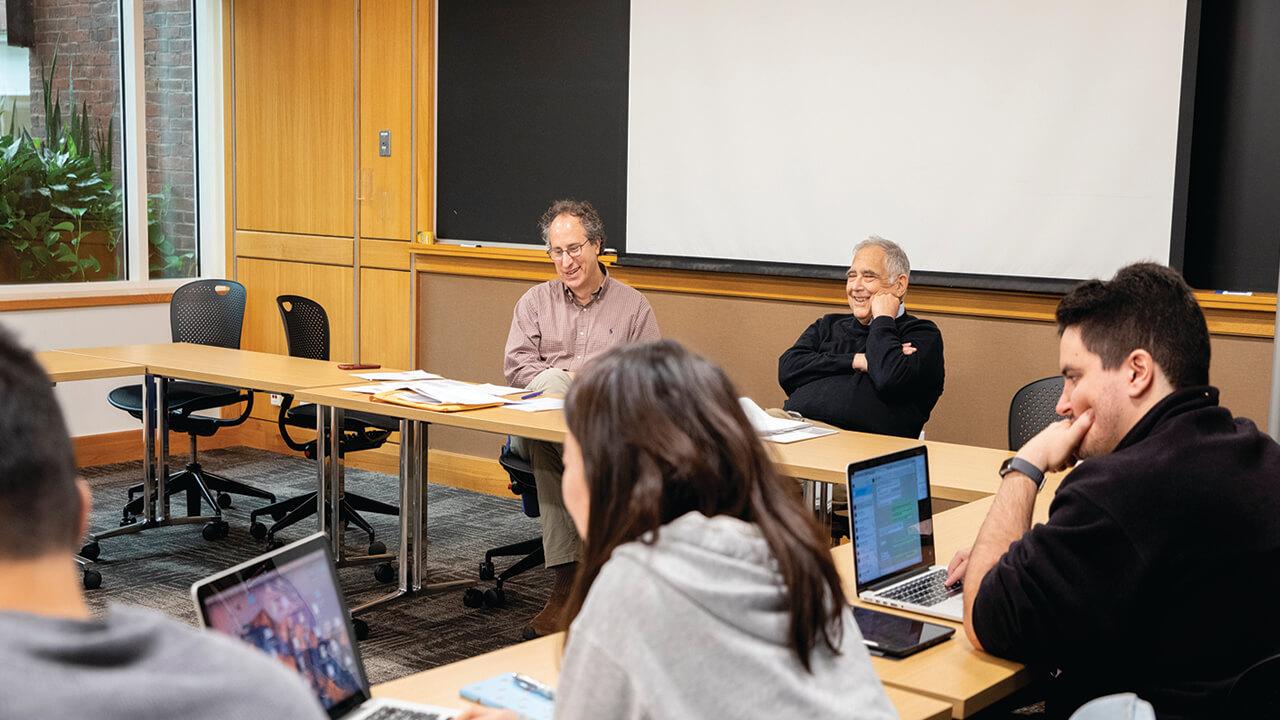 Doctoral Programs | Harvard Kennedy School