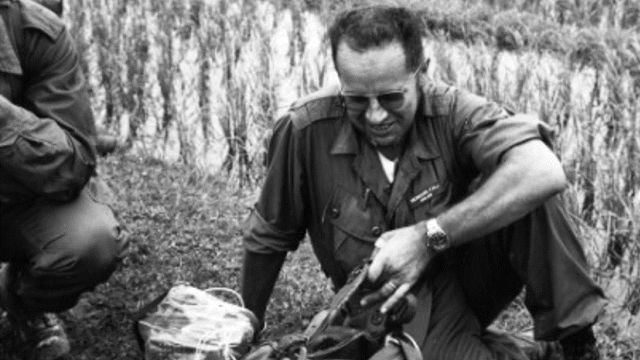 Online Seminar: Bernard Fall and Vietnamese Revolutionary Warfare in Indochina