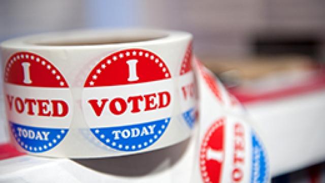 A Conversation with Valerie Jarrett on National Voter Registration Day