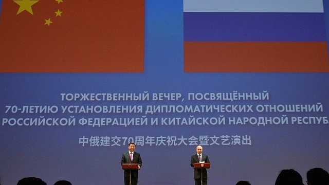 Russia-China Relations in the Age of COVID-19: Strategic Partners, Extra-Regional Rivals