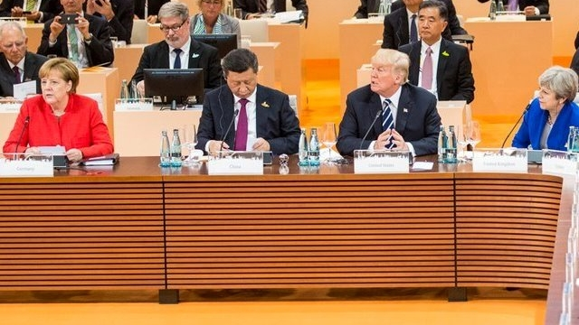 China's Rise in Europe: A Threat to U.S. Hegemony?